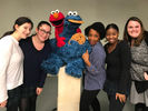 """<p dir=""""ltr""""><em>""""T</em><em>he Sesame Workshop art department was one of the brightest and happiest offices I have ever seen. Everywhere I looked there was a stuffed plush Elmo or an amazing drawing of Cookie Monster and Big Bird."""" -Hewitt sophomore</em></p><div><em><br></em></div>"""
